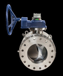 ASME B16.34 API 6D Trunnion Mounted Ball Valves 2 NPS - 24 NPS ISO 9001
