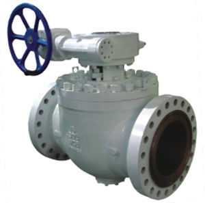 Floating Full Bore Ball Valve DBB Extension Stem API6D BS5351 Reliable Sealing
